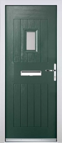 Cottage spy emerald green