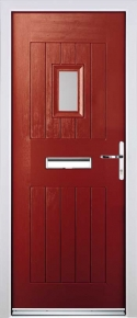 Cottage Spy Ruby red